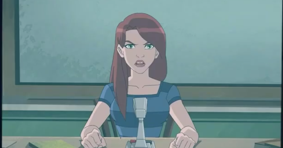 Anime Feet: Ultimate Spider-Man: Mary Jane Watson/Carnage ...