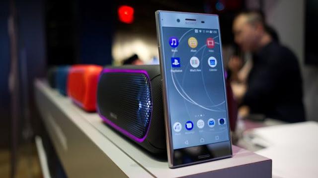 مواصفات هاتف Xperia XZ Premium