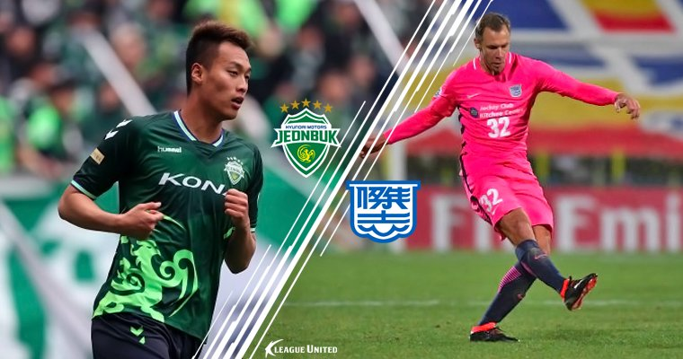 AFC Champions League 2018 Match Preview:  Jeonbuk Hyundai Motors vs Kitchee SC