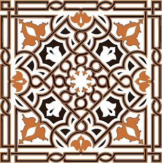 vector arabesco