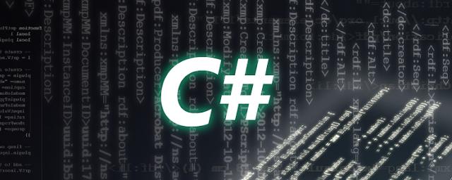 ما هي لغة البرمجة #C ؟وكيف ابدا في تعلمها؟