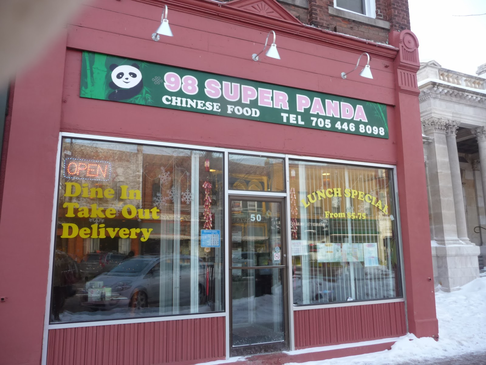 Chinese Food Collingwood Ontario