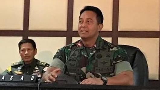 Buntut Cuitan Rizal Ramli, TNI AD Buru Letkol Pemasok Info Hoaks