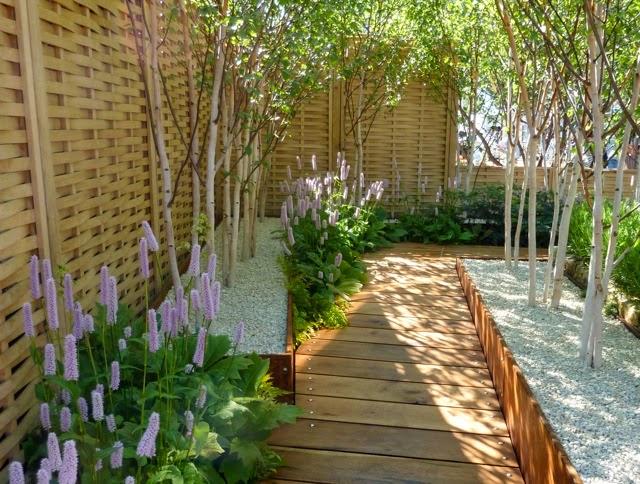 Small Contemporary Garden Design Ideas The Gardening