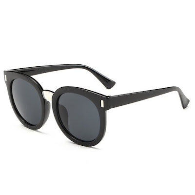 Vintage Cool Black Sunglasses For Women