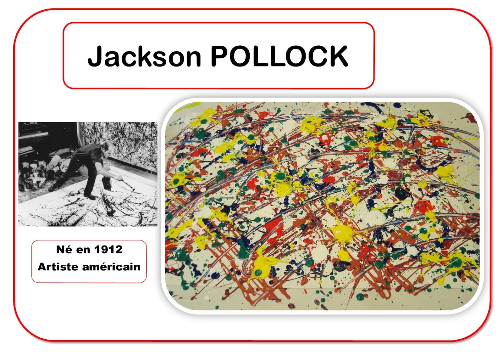 """Résultat de recherche d'images pour """"image ma petite maternelle de pollock"""""""