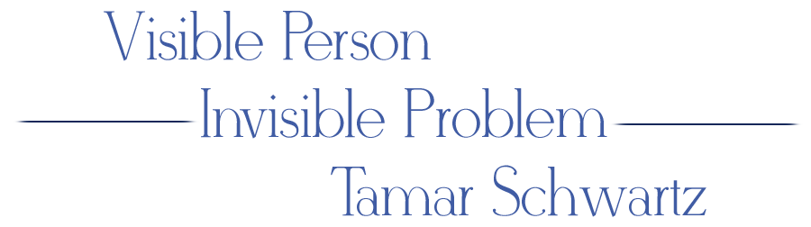 Visible Person, Invisible Problem