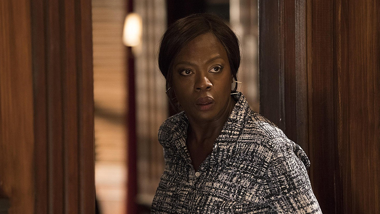 Fotografía de Annalise Keating en el episodio 4x08 de 'How to Get Away with Murder'