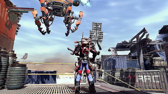 The Surge on PlayStation 4