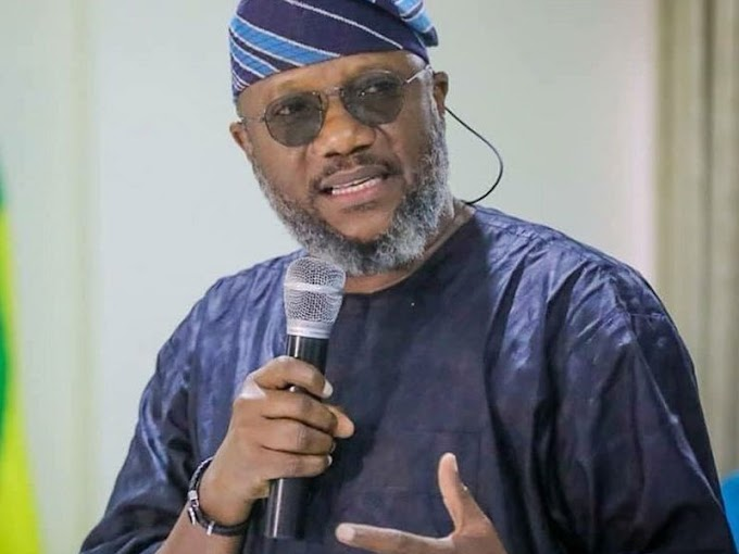 Amosun's preferred governorship candidate, Akinlade dumps APC for APM