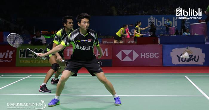 Jadwal Live Streaming Perempat Final Indonesia Open 2018