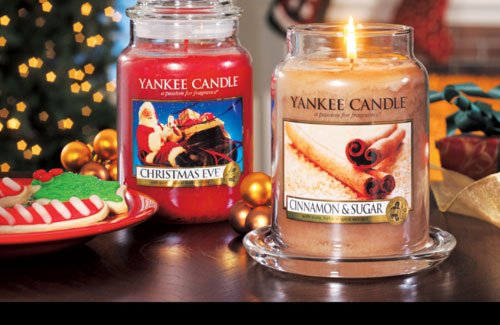 Pandizucchero sono in arrivo le nuove yankee candlee for Mobili yankee candle