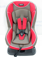 Convertible baby Car Seat BabyDoes BD860 Group 0+ dan 1 (0 - 18kg)