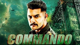 Commando (2019) Hindi Dubbed 450MB HDRip 480p x264