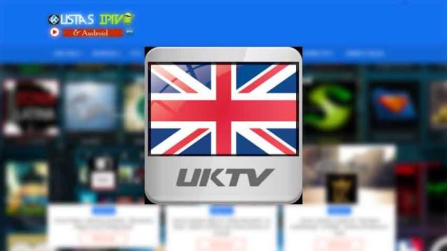 UKTV v4.82 [Pro] - Apk - TV Ao Vivo do Reino Unido [Atualizado]