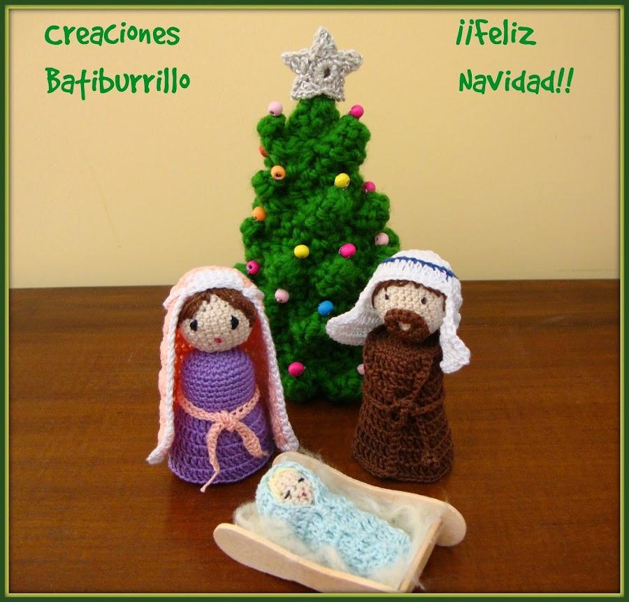 Decoración navideña a crochet 1ª parte. 10 ideas con tutoriales ...