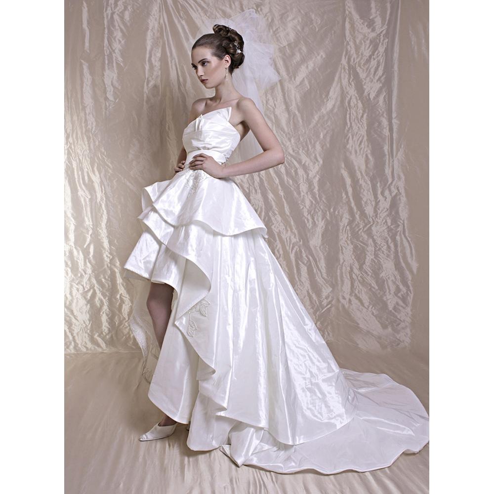 WhiteAzalea High-Low Dresses: Modern High-low Hemline
