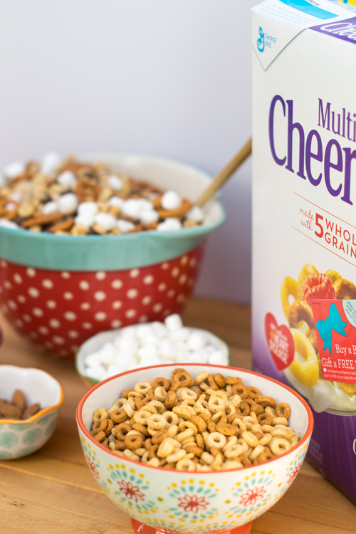Make your own Gluten Free Trail Mix