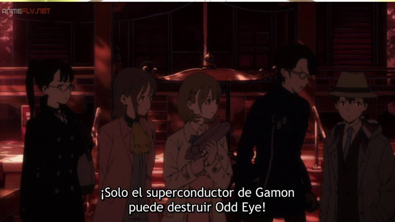 Occultic Nine cap 12 Sub Español