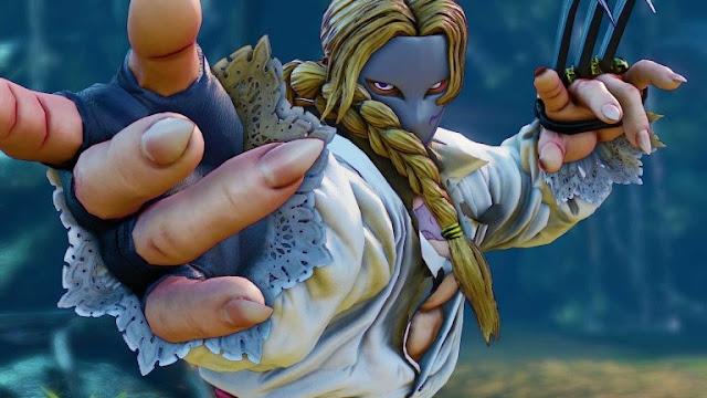 الكشف عن تفاصيل محتوى حزمة الطلب المسبق للعبة Street Fighter V : Arcade Edition