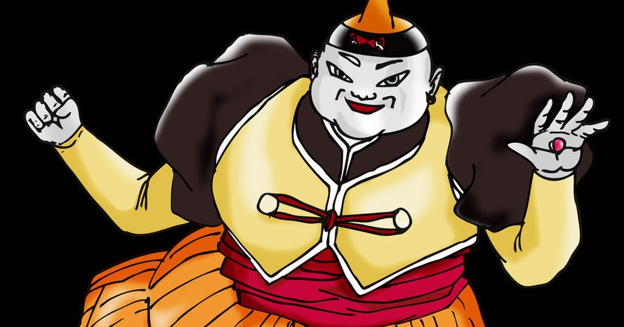 DRAGON BALL Z WALLPAPERS: ANDROID 19