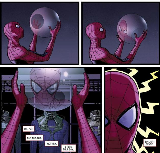 Image result for mysterio in spider-men