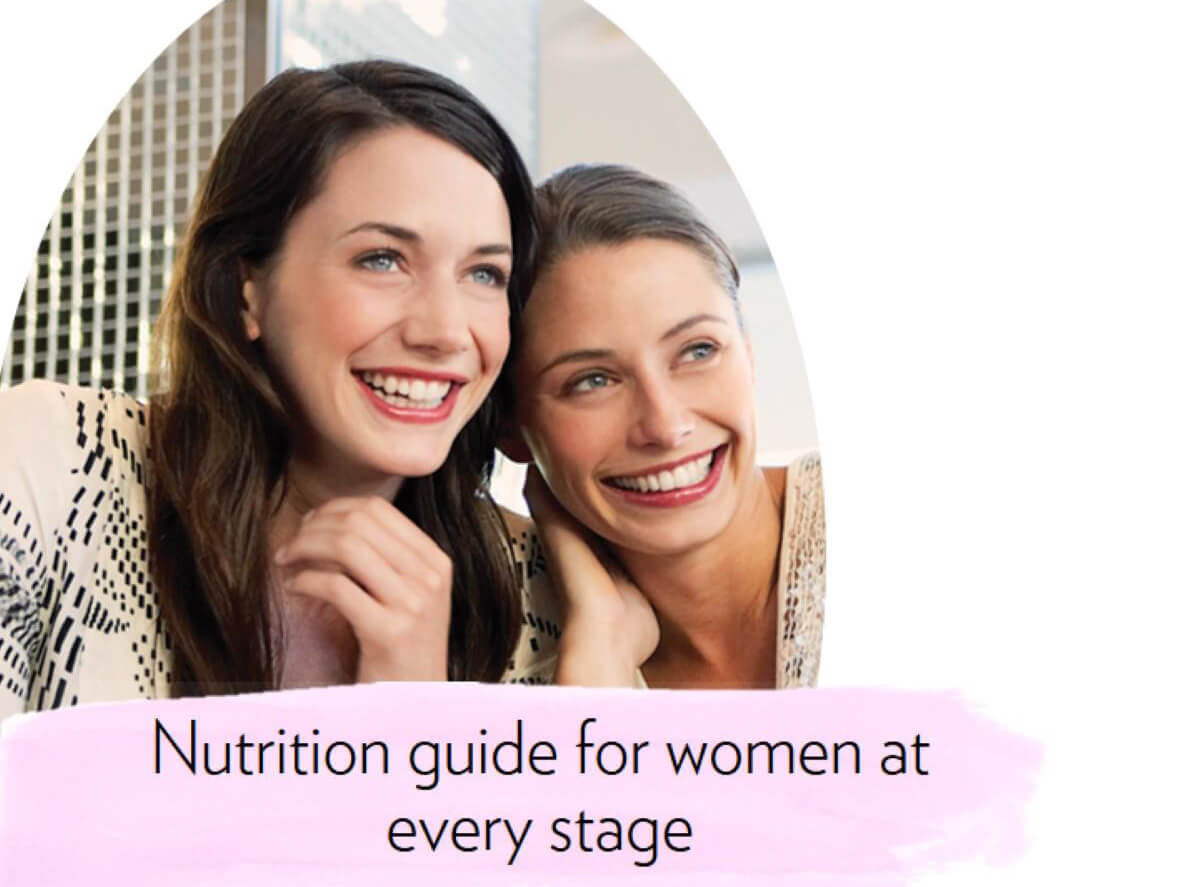 Nutrition Guide For Women At Every Stage