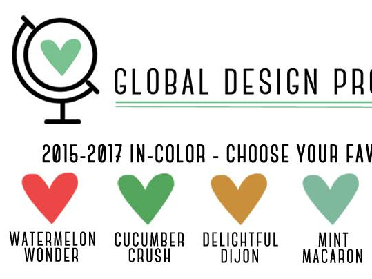 Global Design Project 085 | Colour Challenge