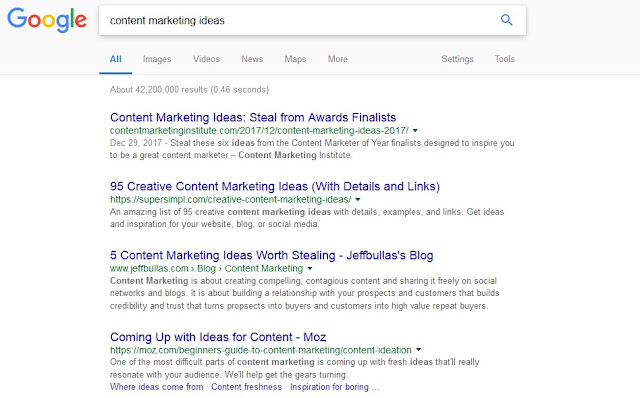 content marketing ideas to steal
