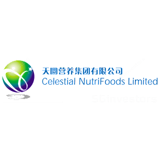 CELESTIAL NUTRIFOODS LIMITED (C56.SI) @ SG investors.io
