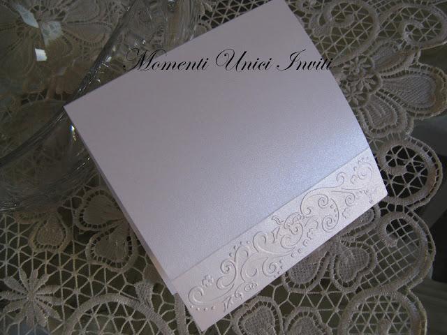 IMG_5901 Partecipazione mod. Sogno Incantato...Colore Bianco Total White