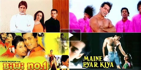 Listen to Salman Khan Songs on Raaga.com