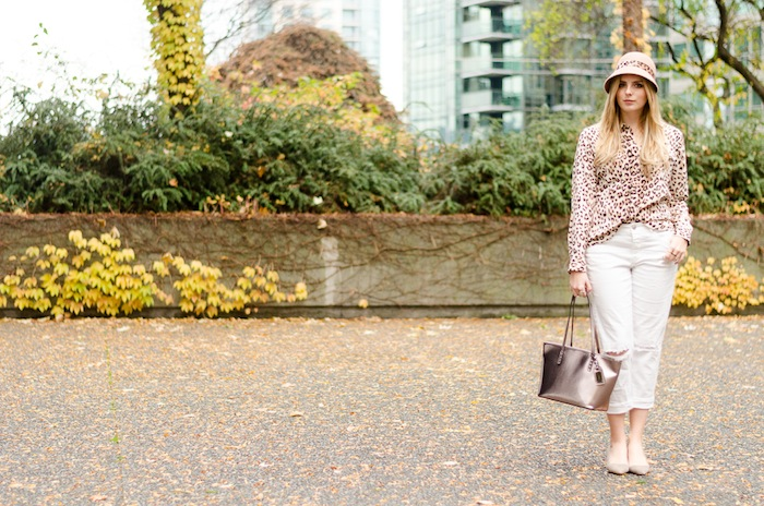 Vancouver Blogger, Aldo Accessories, American Eagle Jeans,