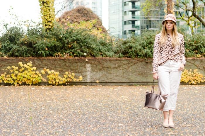 Vancouver Blogger, Aldo Accessories, American Eagle Jeans,
