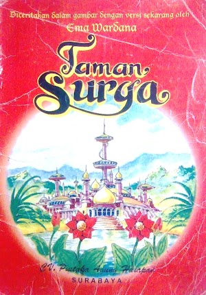 Download Gratis E-book Komik Jadul Taman Surga (Komik serial surga-neraka era 70-an)
