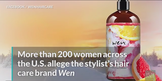 200 person lawsuit claims popular hair care line causes baldness, scalp injury