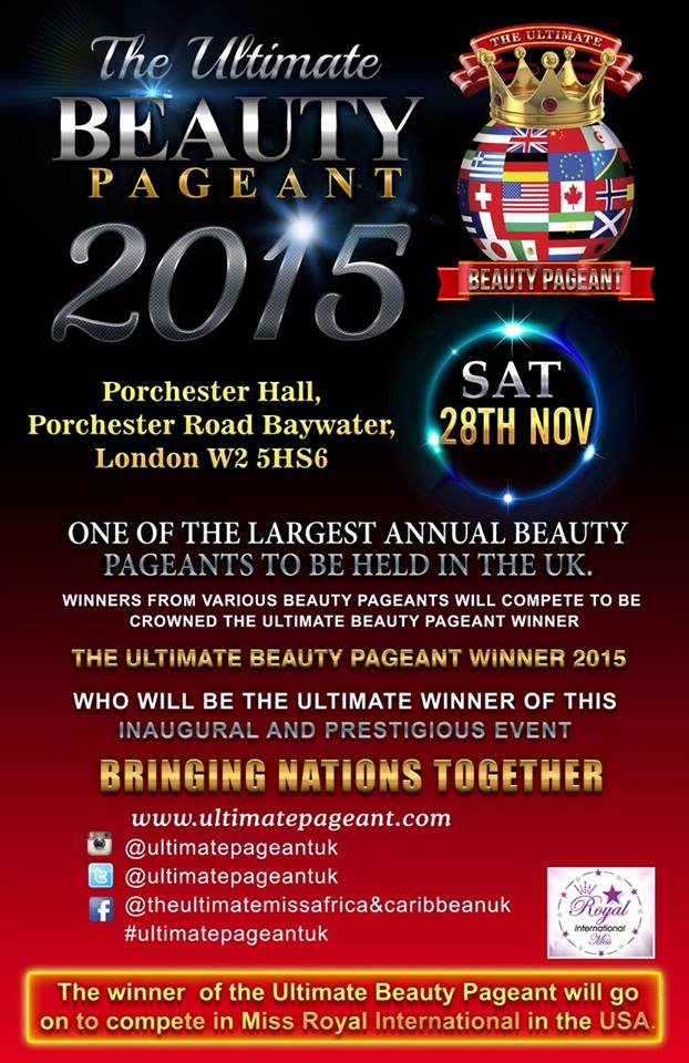 The Ultimate Beauty Pageant 2015