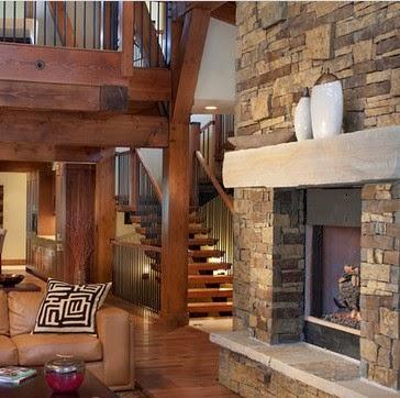Arredo e design case di montagna arredamento arredi per for Idee arredamento casa montagna
