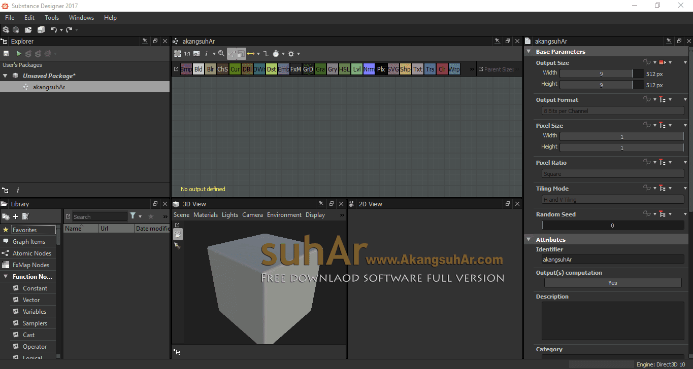 Download Allegorithmic Substance Designer offline installer. Allegorithmic Substance Designer patch. Allegorithmic Substance Designer keygen