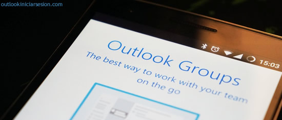 outlook groups - outlook iniciar sesion
