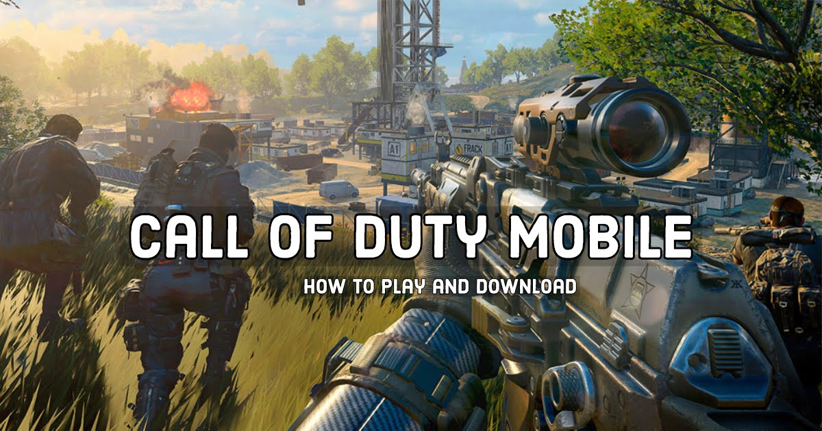 download call of duty mobile tencent beta