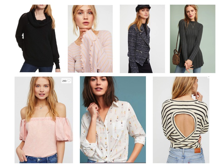 free people tops 2018