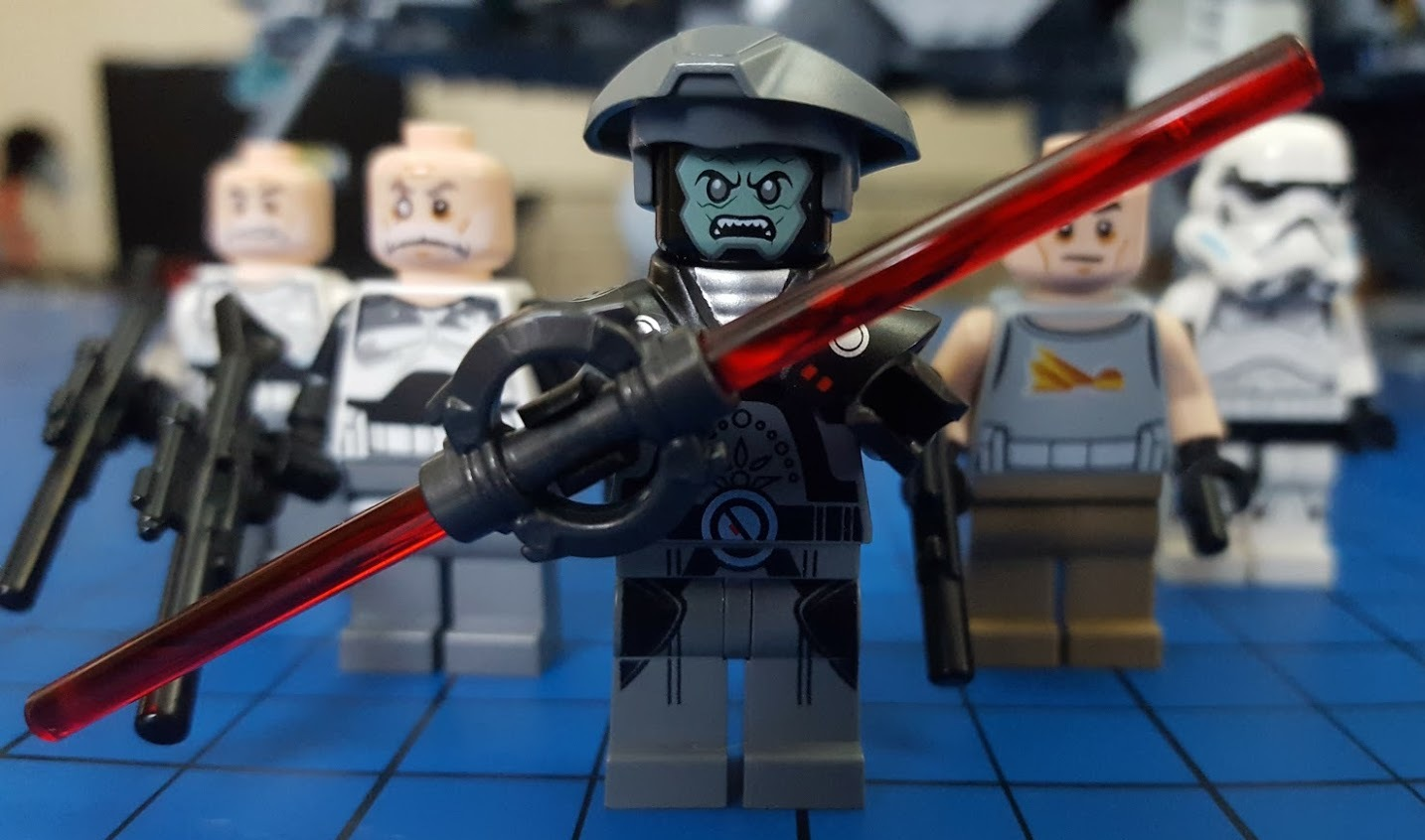 Lego 75157 Star Wars Captain Rexamp039s At Te Reviewed Juragansynopsis There Are 5 Minifigures In This Set Which Is Based On Characters And The Brick Castle Rexs Review