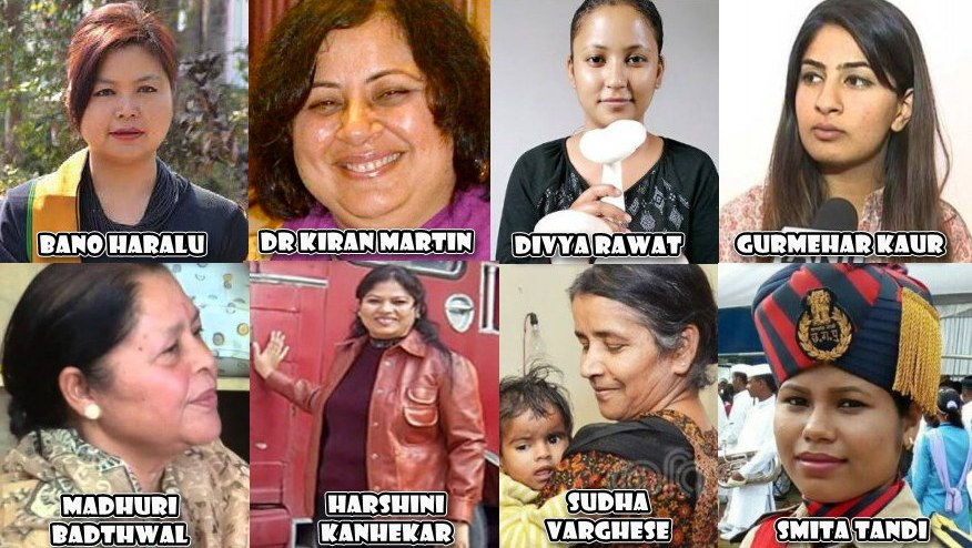 brave womens in india