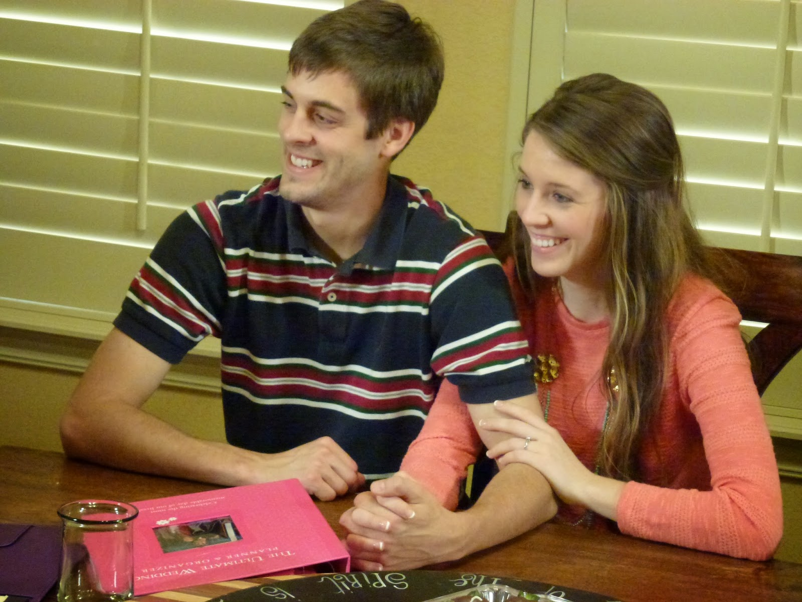 Derick Dillard and Jill Duggar