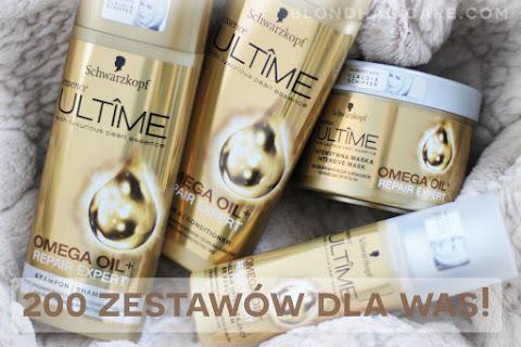 Kosmetyki z olejem inca inchi | Essence Ultime Omega Oil+ Repair Expert | 200 zestawów dla Was! - czytaj dalej »