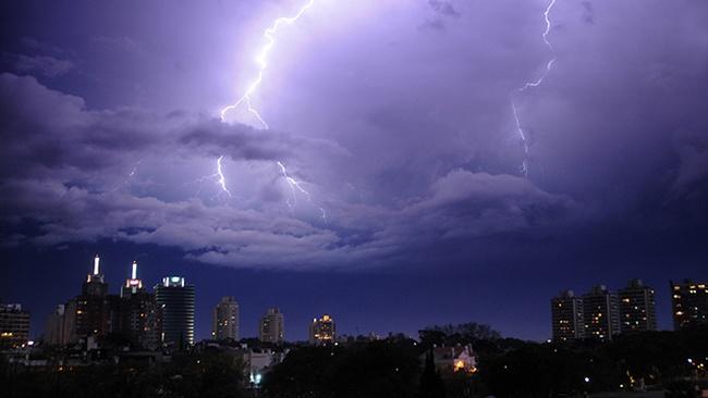 tormentas fuertes