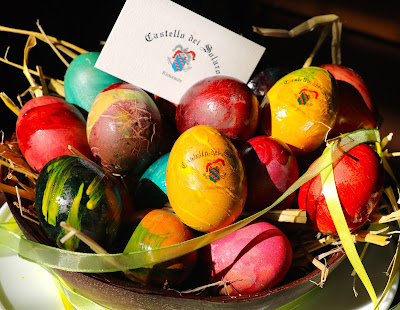 Pranzo di Pasqua al Castello dei Solaro
