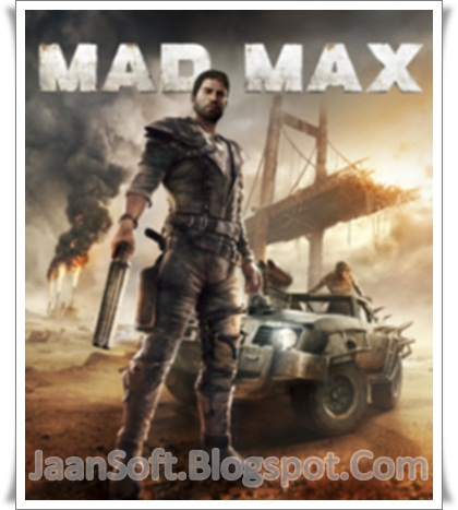 Software And Apps: Mad Max PC Game Download Full Version