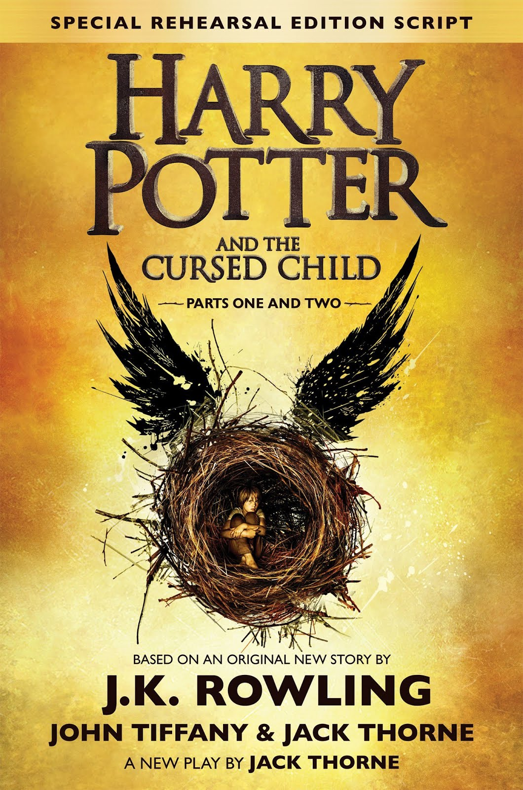 Harry Ptr & The Cursed Child